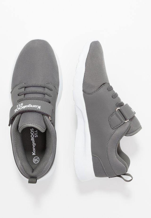 HUNI - Sneaker low - steel grey