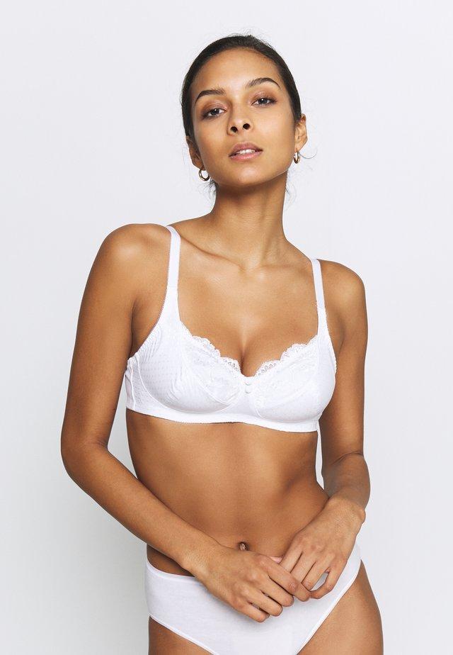 OLIVIA COMFORT BRA - Bustier - white