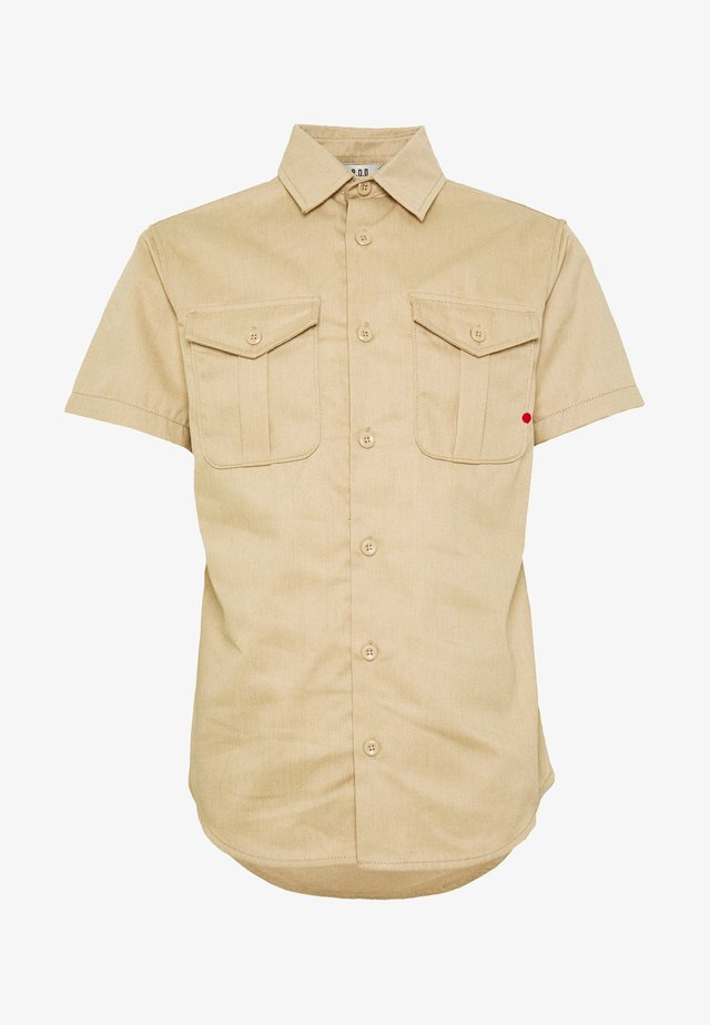 JJIROYAL JJSHIRT - Shirt - safari