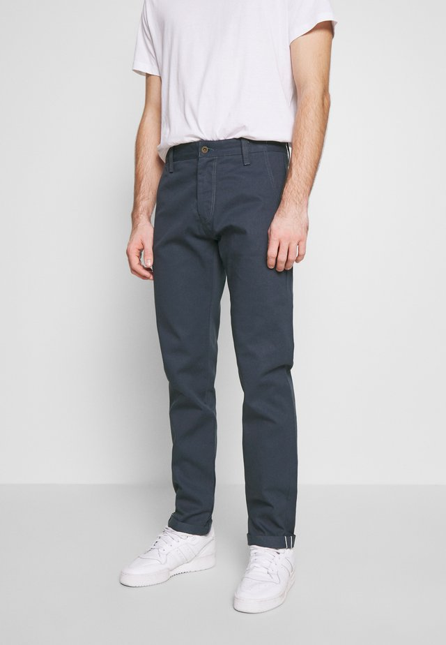 JJIMIKE JJROYAL  - Chinos - blue denim