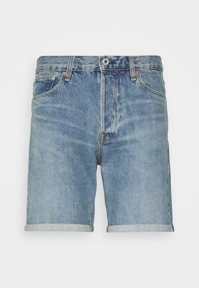 JJICHRIS  - Jeansshorts - blue denim