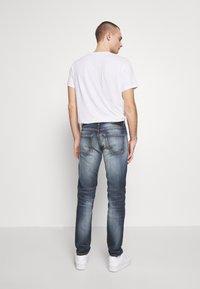 Royal Denim Division by Jack & Jones - JJIGLENN SELVEDGE - Slim fit jeans - blue denim - 2