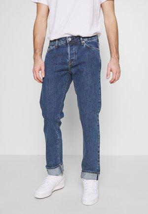 JJIMIKE JJROYAL SELVEDGE - Jeans slim fit - blue denim