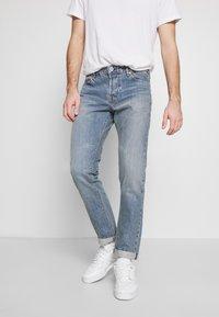 Royal Denim Division by Jack & Jones - JJIMIKE JJROYAL SELVEDGE - Slim fit jeans - blue denim - 0
