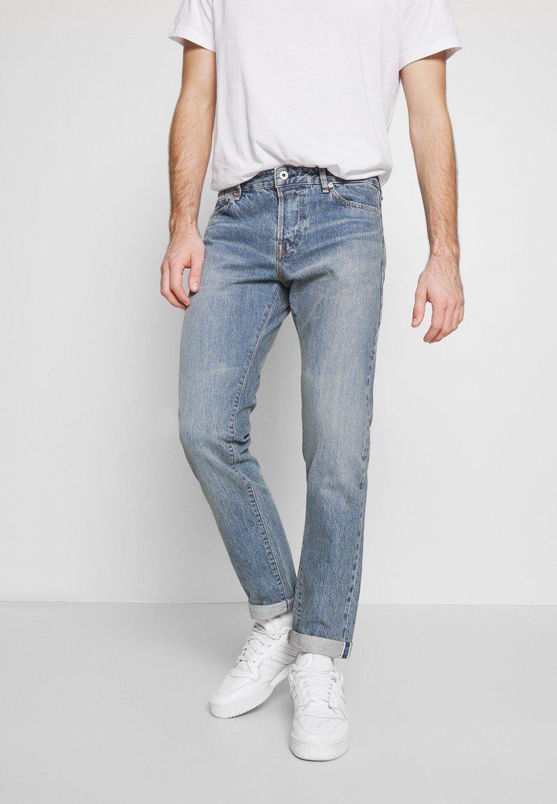 Royal Denim Division by Jack & Jones - JJIMIKE JJROYAL SELVEDGE - Slim fit jeans - blue denim