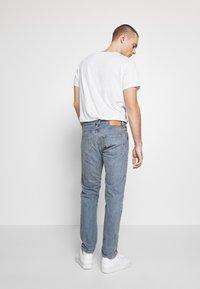 Royal Denim Division by Jack & Jones - JJIMIKE JJROYAL SELVEDGE - Slim fit jeans - blue denim - 2