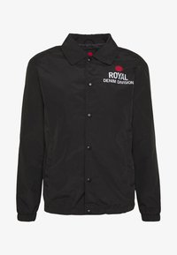 Royal Denim Division by Jack & Jones - COACH JACKET - Korte jassen - black - 4