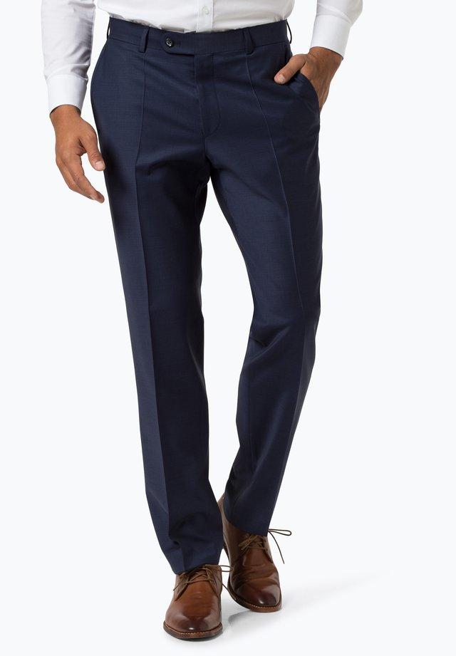 Suit trousers - royal