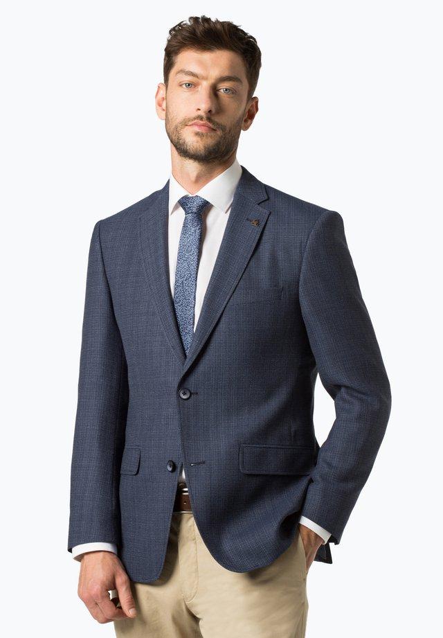 SAKKO - Blazer jacket - blau
