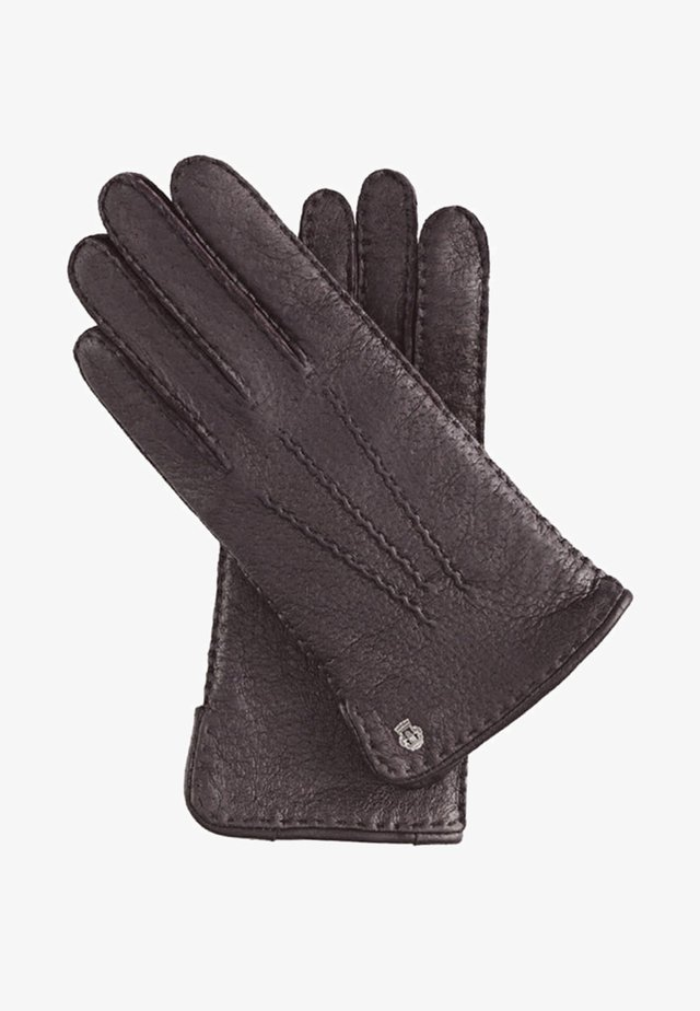 DAMEN - Gloves - brown