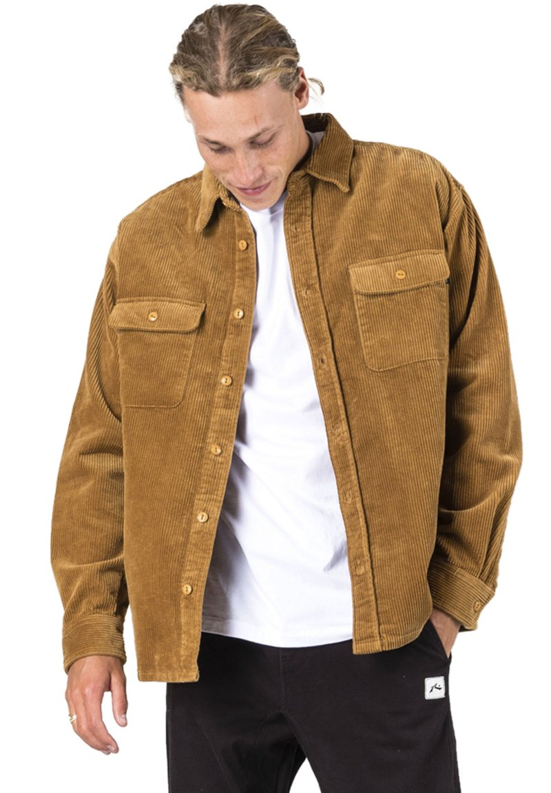 Rusty - Overhemd - brown