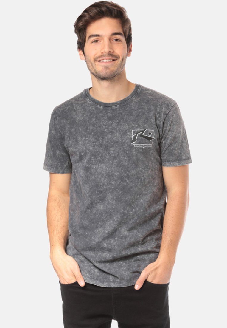 Rusty - T-Shirt print - grey