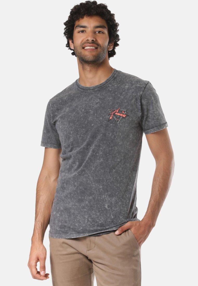 Rusty T-shirt imprimé grey
