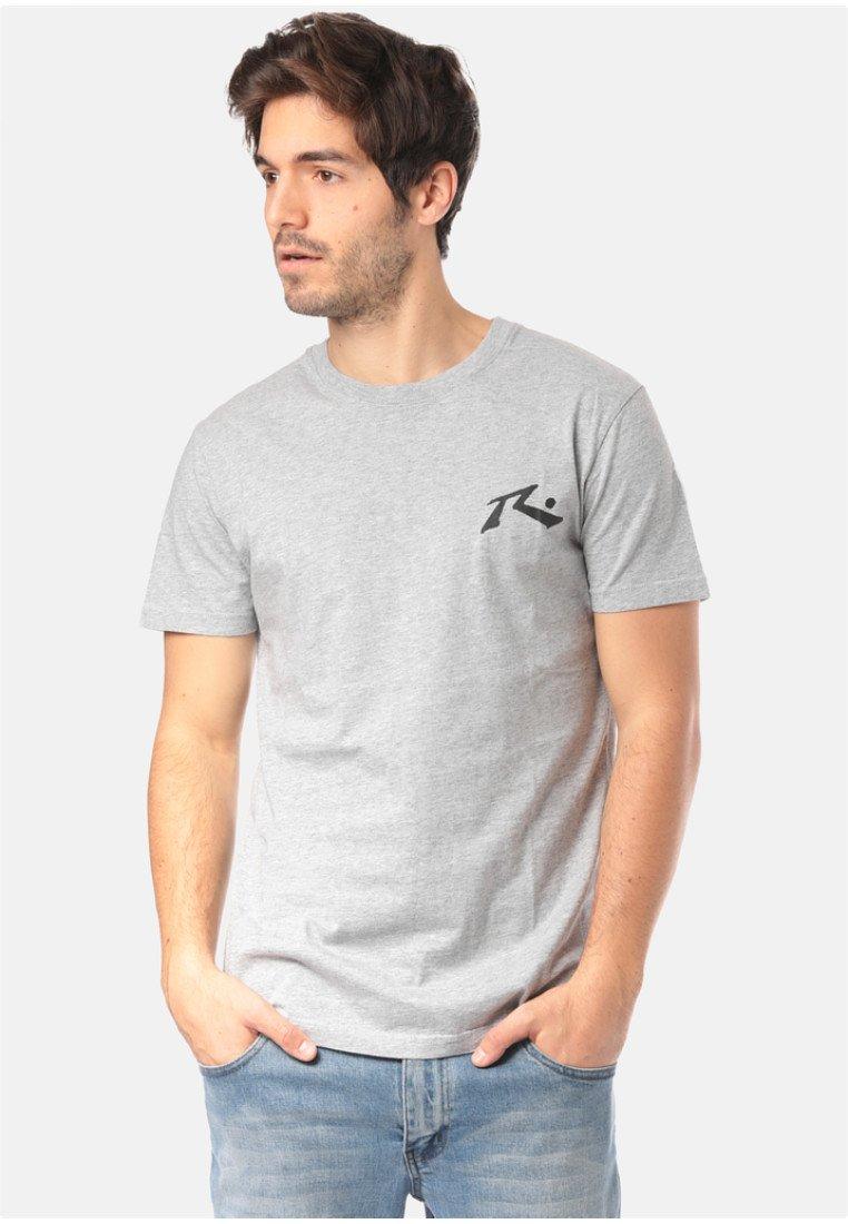Rusty - T-Shirt print - grey