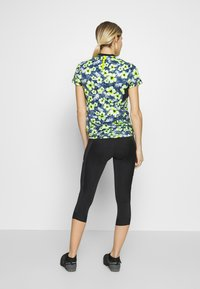 Rukka - RATINA - Print T-shirt - blue - 2