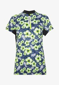 Rukka - RATINA - T-Shirt print - blue - 4