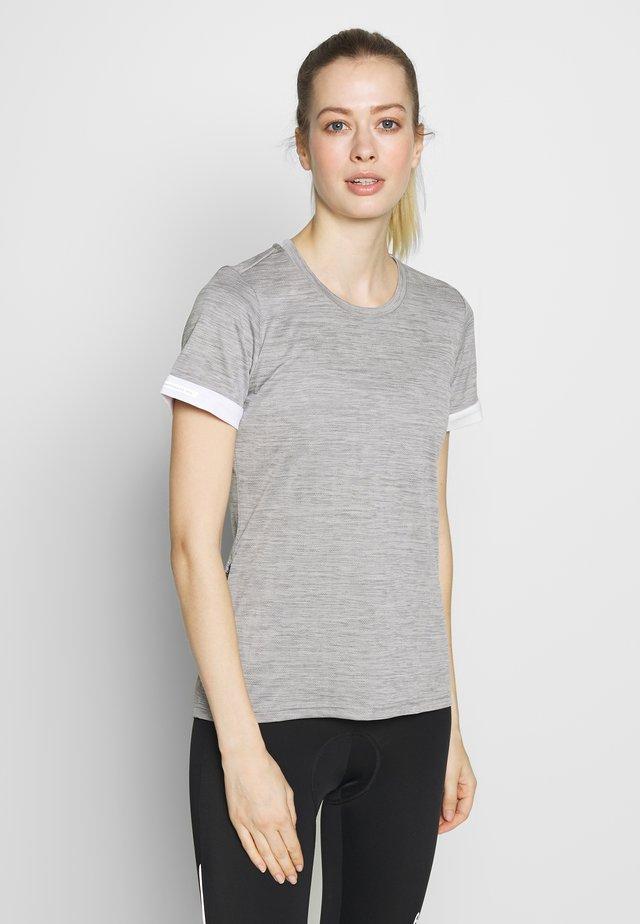 RUKKA RUOTULA - T-shirts med print - grey