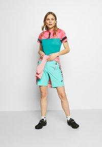 Rukka - RUOVESI - Print T-shirt - green - 1