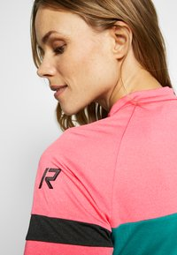 Rukka - RUOVESI - Print T-shirt - green - 3