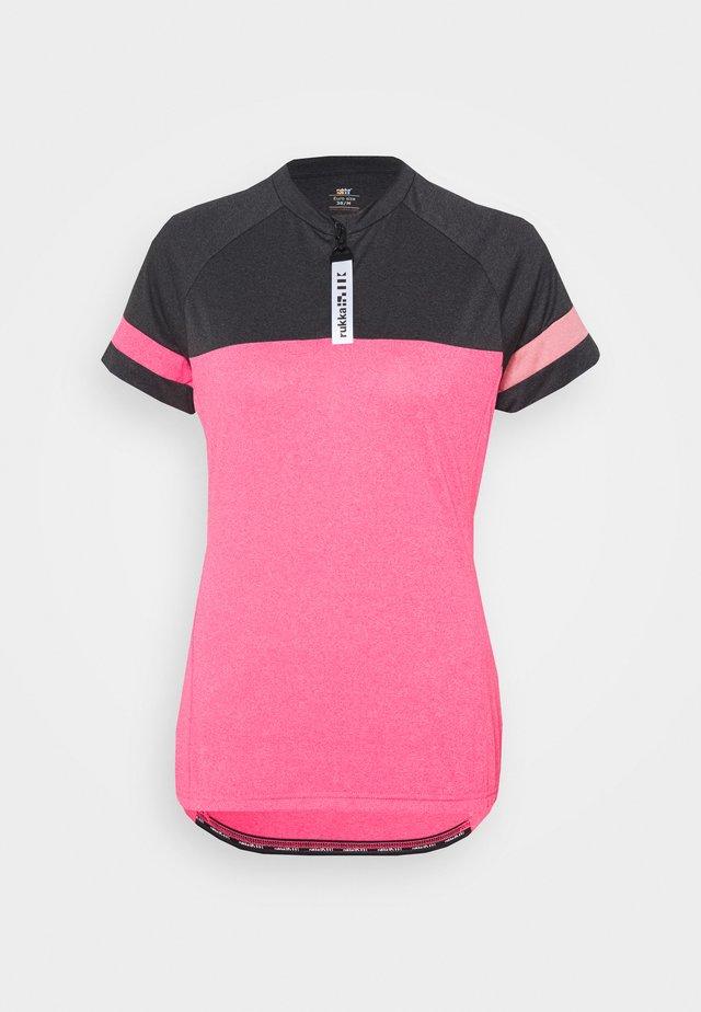 RUOVESI - Sports shirt - pink