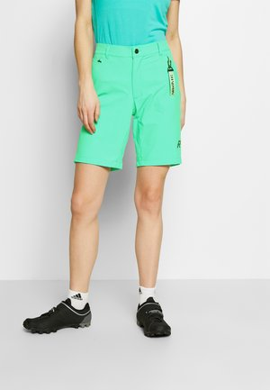 RUKKA RANTAVIIRI - Sports shorts - light green