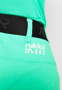 Rukka - RUKKA RANTAVIIRI - Sports shorts - light green - 5