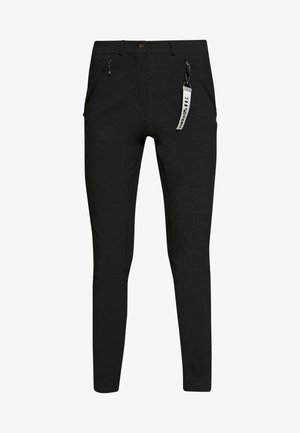 RUKKA RAVILE - Pantalon classique - black