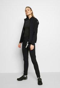 Rukka - RAUVOLA - Training jacket - black - 1