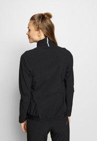 Rukka - RAUVOLA - Training jacket - black - 2