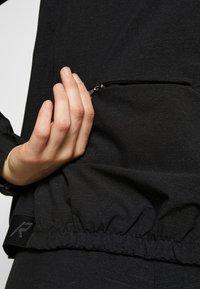 Rukka - RAUVOLA - Training jacket - black - 4