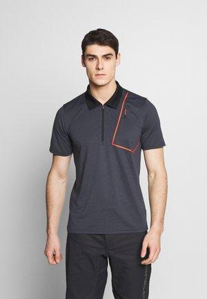 RUKKA PIKKA - Poloshirt - light grey