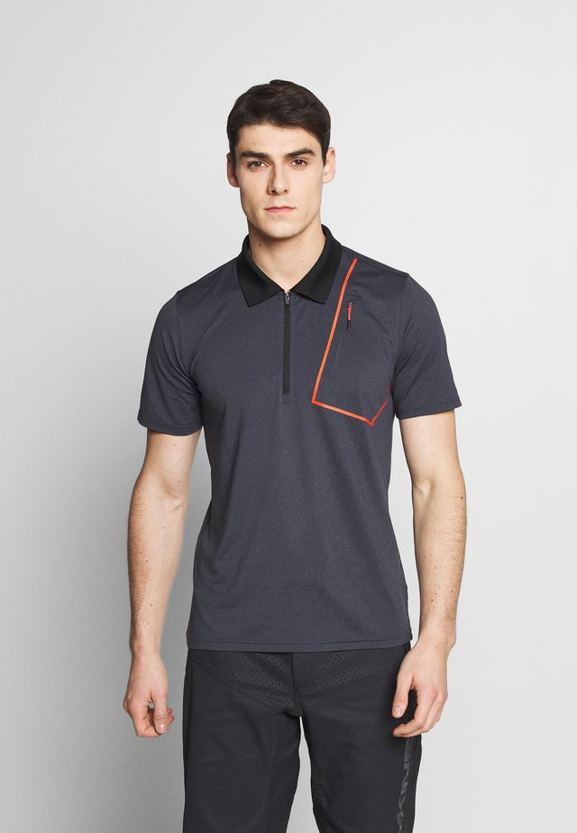 RUKKA PIKKA - Polo shirt - light grey