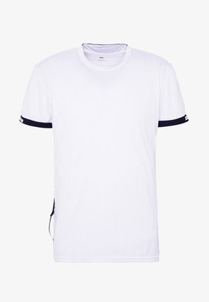 RUKKA RUISSALO - T-shirt med print - white