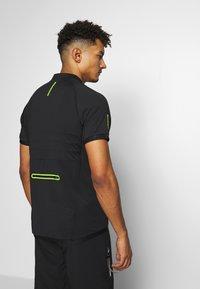 Rukka - RUKKA RANUA - Sports shirt - black - 2