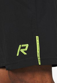 Rukka - RAINIO 2-IN-1 - kurze Sporthose - black - 5