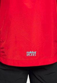 Rukka - RUKKA MAANINKA - Windbreaker - red - 4
