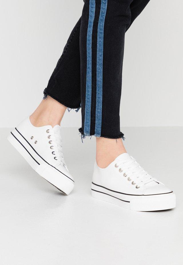PLATFORM JODI - Sneakers - white