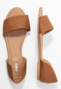 Rubi Shoes by Cotton On - DIXIE PEEP - Sandals - tan - 3