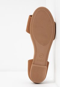 Rubi Shoes by Cotton On - DIXIE PEEP - Sandals - tan - 6