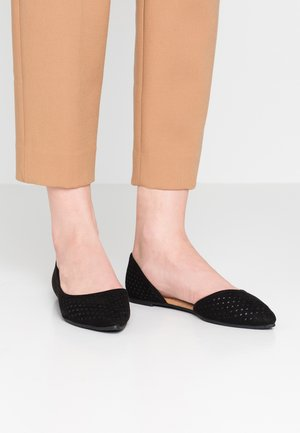 PIPER LASER POINT - Ballerines - new black