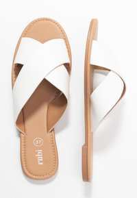 Rubi Shoes by Cotton On - EVERYDAY SCARLETT CROSSOVER - Sandaler - white - 3