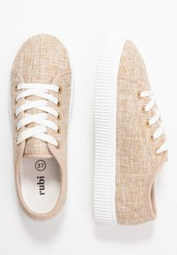 Rubi Shoes by Cotton On - CHELSEA CREEPER PLIMSOLL - Baskets basses - stone - 3