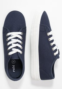 Rubi Shoes by Cotton On - CHELSEA CREEPER PLIMSOLL - Tenisky - navy - 3