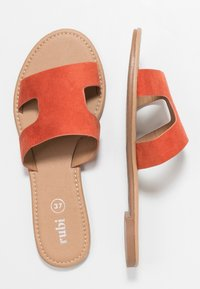 Rubi Shoes by Cotton On - EVERYDAY CYPRESS SLIDE - Mules - ginger spice - 3