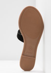 Rubi Shoes by Cotton On - EVERYDAY CYPRESS SLIDE - Pantofle - black - 6