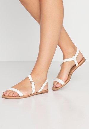 EVERYDAY BELLA WRAP  - Sandales - white