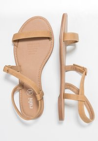 Rubi Shoes by Cotton On - EVERYDAY BELLA WRAP  - Sandaler - tan - 3