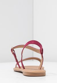 Rubi Shoes by Cotton On - EVERYDAY BELLA WRAP  - Sandaler - cabernet - 5