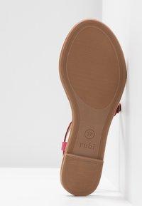 Rubi Shoes by Cotton On - EVERYDAY BELLA WRAP  - Sandaler - cabernet - 6