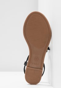 Rubi Shoes by Cotton On - EVERYDAY BELLA WRAP  - Sandaalit nilkkaremmillä - black - 6